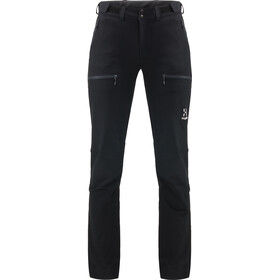 Haglöfs Breccia Pants Women True Black/Magnetite